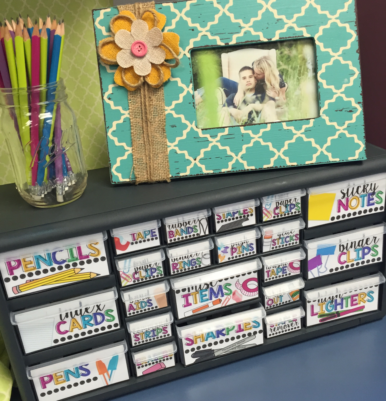 Teacher Toolbox DIY Tutorial - Teach Create Motivate