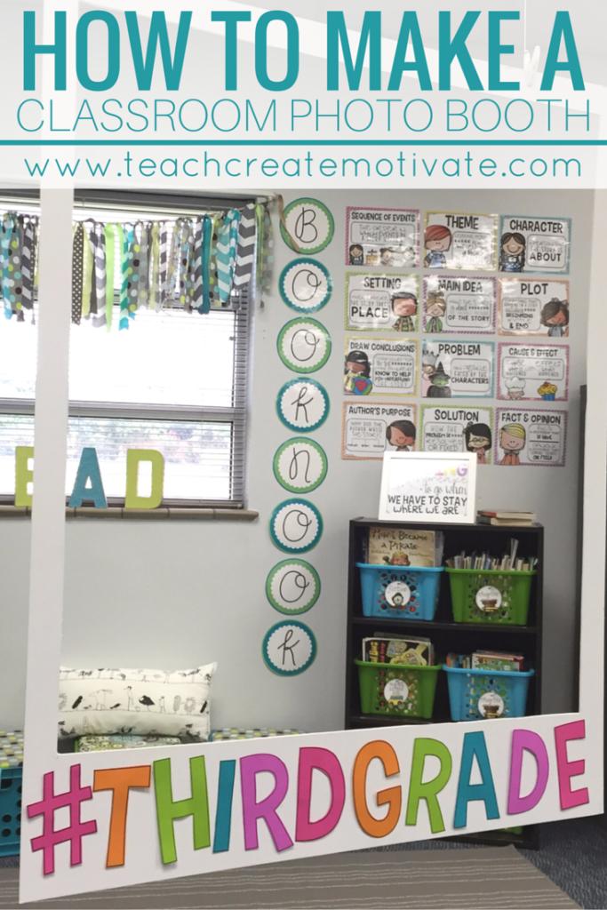 Diy classroom photo booth teach create motivate diy classroom photo booth solutioingenieria Gallery