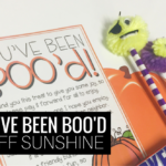 You've Been BOOd! {Staff Sunshine!}