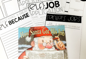 Holiday Activities and Read Aloud