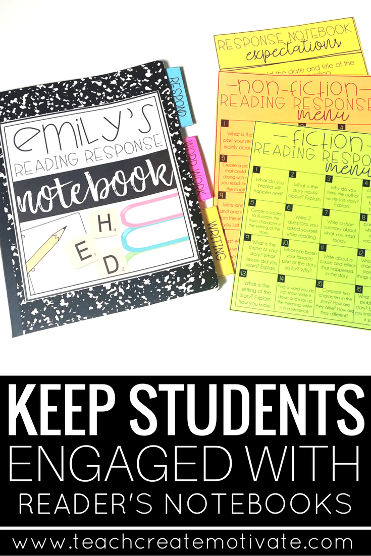 Student Notebooks