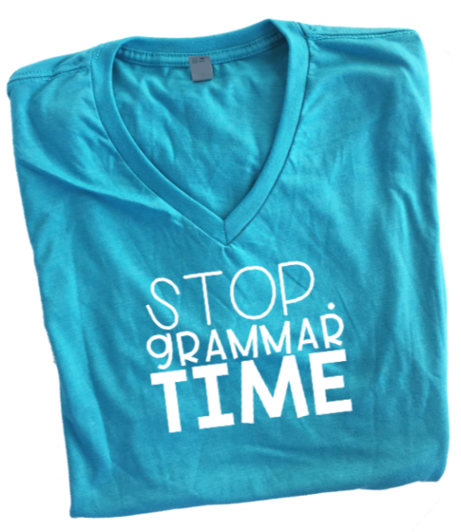 Grammar Time-S (Pre-Order)