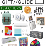 Holiday Gift Guides (Teachers, Him, Her, Kids)