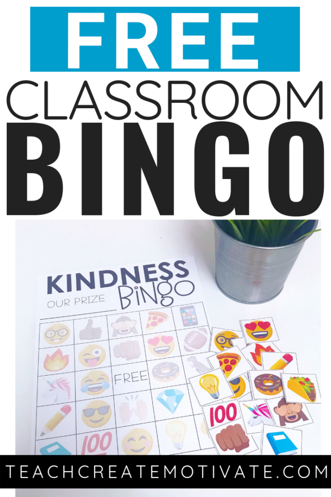 Classroom Management Bingo is a low prep and engaging tool that WORKS! Try it free!