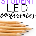 The Power of Student Led Conferences