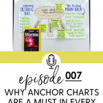 Why Anchor Charts are a must in Every Classroom