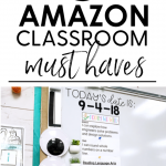 More Amazon Must Haves for Your Classroom