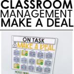 Money Deal Classroom Management Game