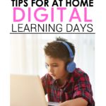 Tips & Freebies for Digital Learning Days