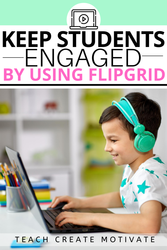 Find out how you can use Flipgrid to engage students for online learning and help build classroom community.