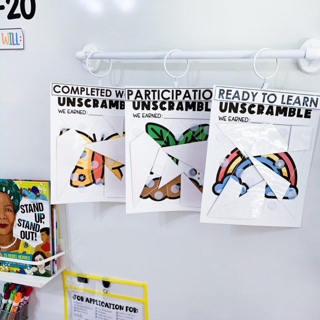 Picture of classroom management games