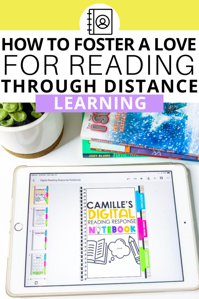 Teaching reading online doesn't have to be difficult so keep reading to learn 3 ways to foster a love for reading through distance learning.