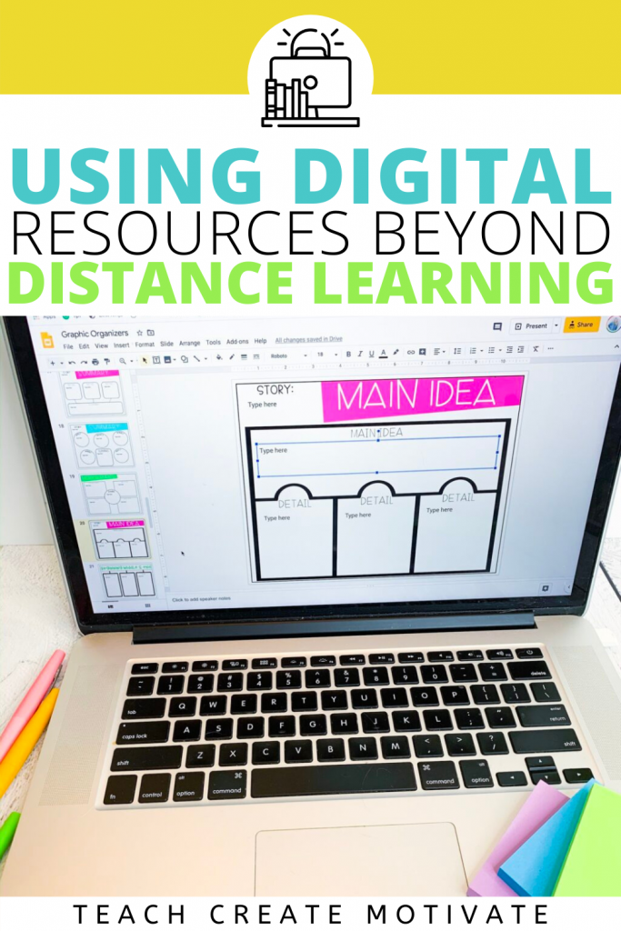 Tips on using digital resources in a face-to-face classroom!