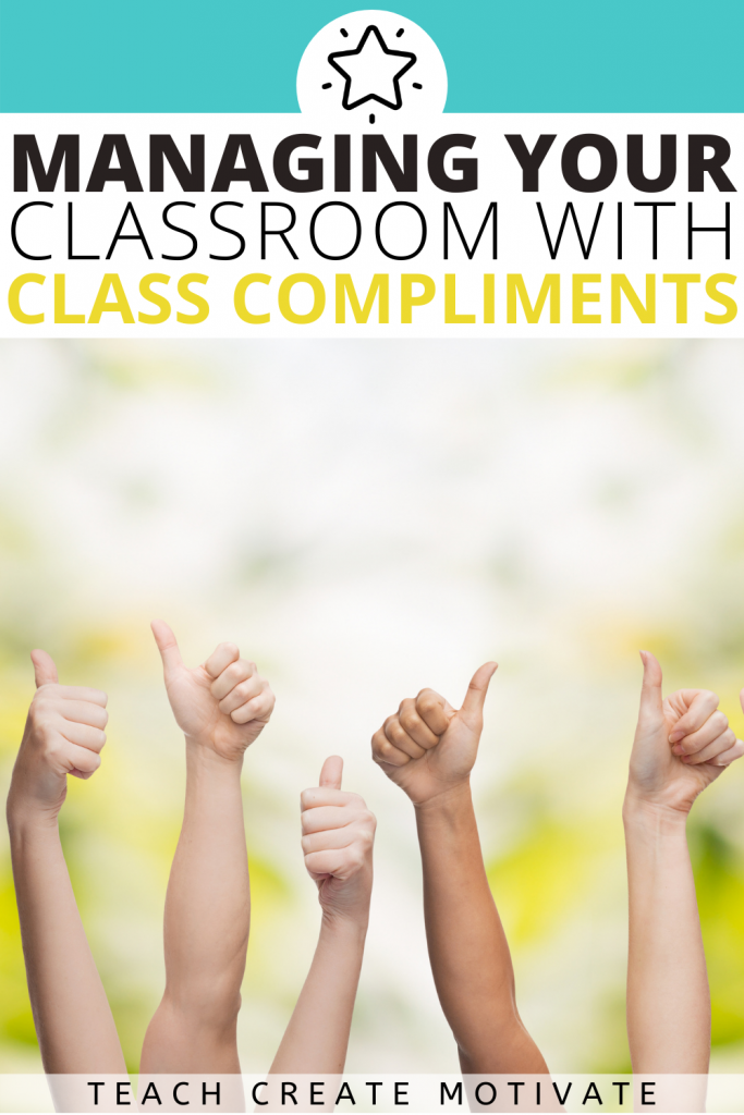 Class compliments are the perfect way to manage behavior outside your classroom door! Students will be so excited to show off their ability to follow school-wide expectations to earn a compliment!